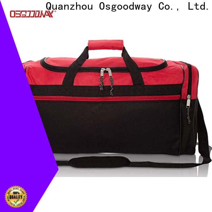 Osgoodway practical football duffle bag directly price for gym