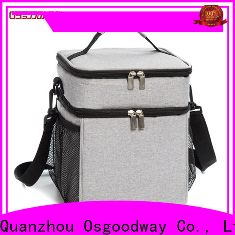 professional lunch box cooler bag design for picnic