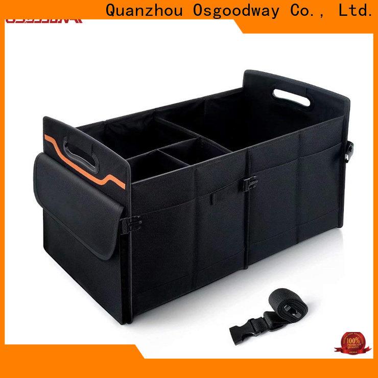 Osgoodway heavy duty car trunk organizer supplier for suv