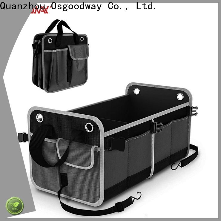 high quality heavy duty trunk organizer wholesale for suv