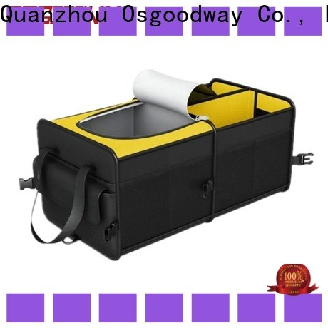 Osgoodway insulated trunk organizer wholesale for suv