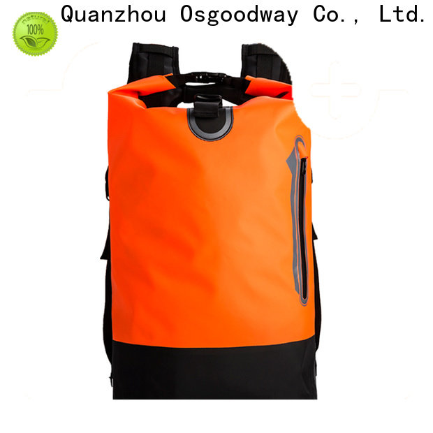 fashion waterproof dry bag easy cleaning for diving