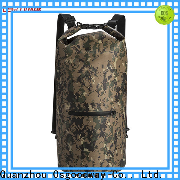 Osgoodway foldable dry bag 30 liter easy cleaning for diving