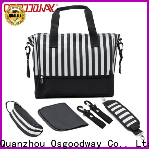 Osgoodway waterproof wholesale diaper bags wholesale for vacation