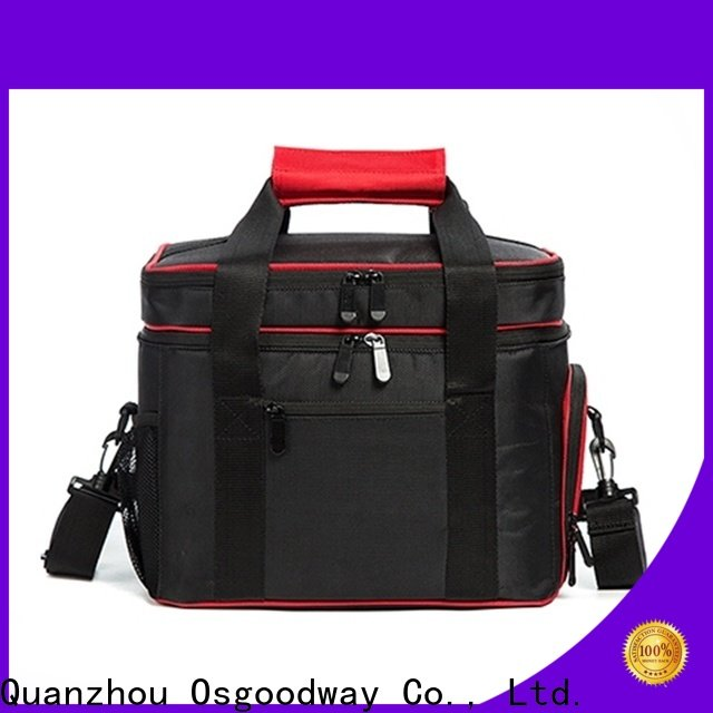 Osgoodway insulated cooler bag design for camping