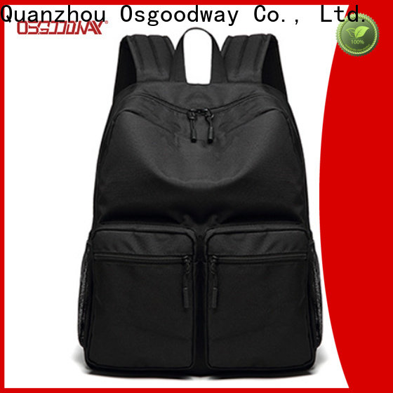 Osgoodway lightweight travelling backpack factory price for school