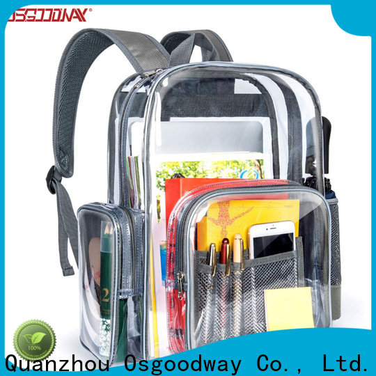 Osgoodway waterproof canvas backpack for women online for travel