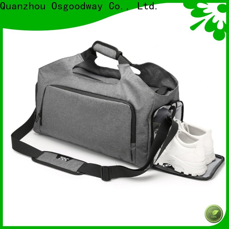 Osgoodway duffle bag factory supplier for fitness
