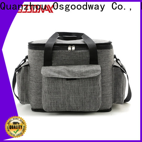 Osgoodway ice cooler bag keep food cold for hiking