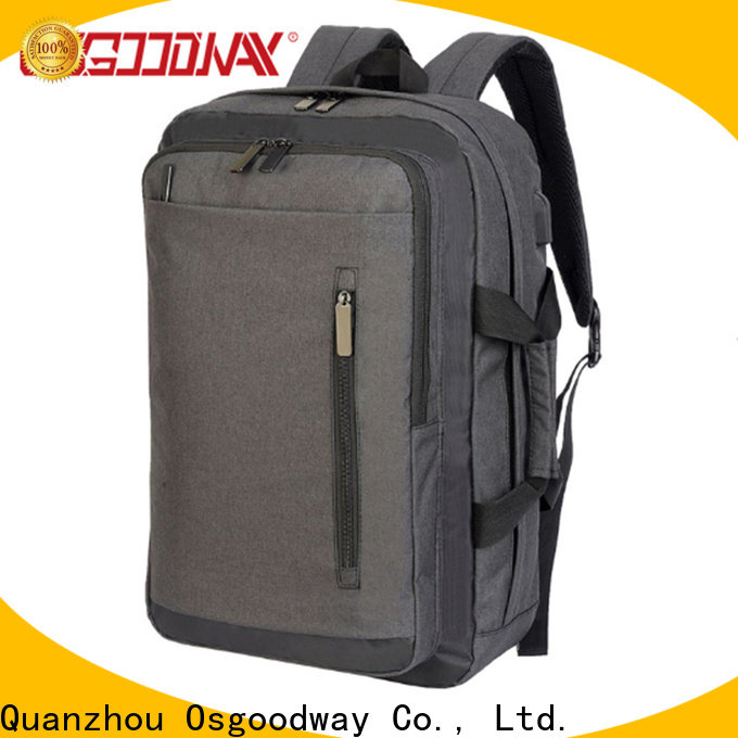 Osgoodway travel laptop backpack directly sale for school