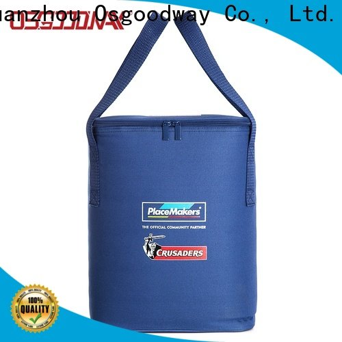 leak-proof large cooler bag design for hiking