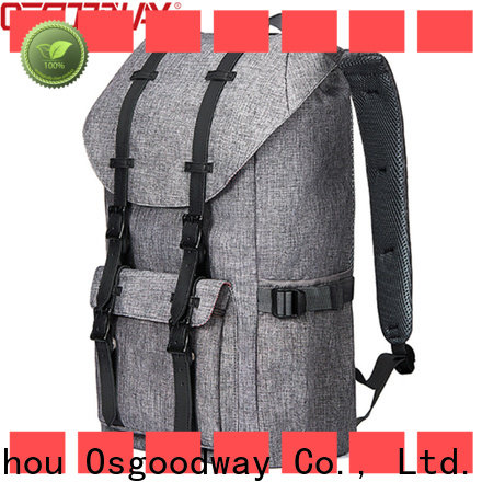 Osgoodway custom print backpack online for travel