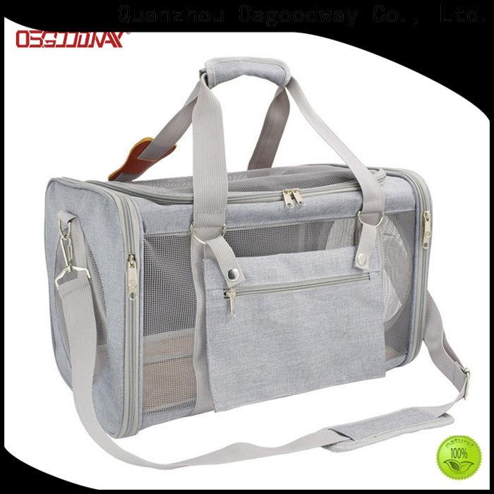 long lasting dog travel bag manufacturer for dog