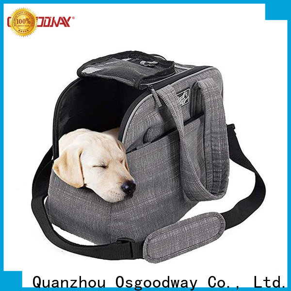 Osgoodway long lasting pet carrier backpack wholesale for pet