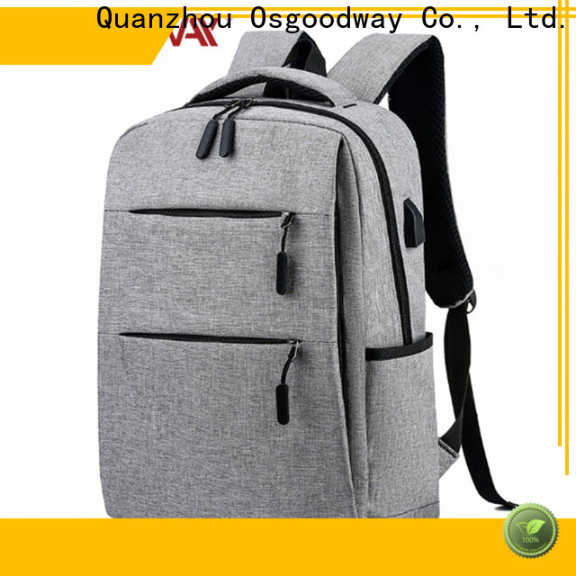 Osgoodway ladies laptop backpack wholesale for school