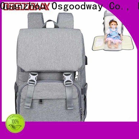 durable travel diaper bag wholesale for baby care