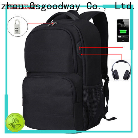Osgoodway multifunction lightweight laptop backpack wholesale for men