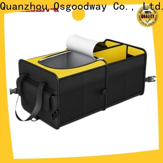 Osgoodway heavy duty large trunk organizer wholesale for suv