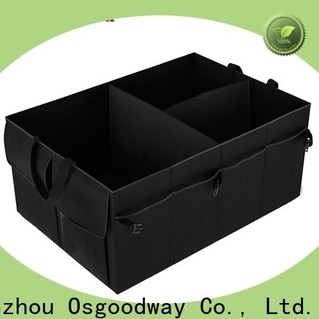 Osgoodway high quality trunk organizer with cooler supplier for jeep