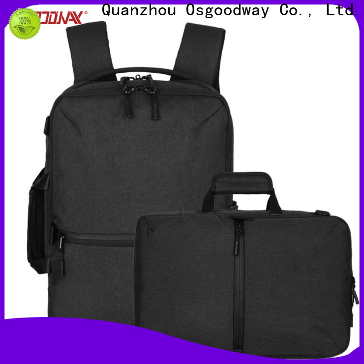 Osgoodway laptop backpack travel directly sale for men