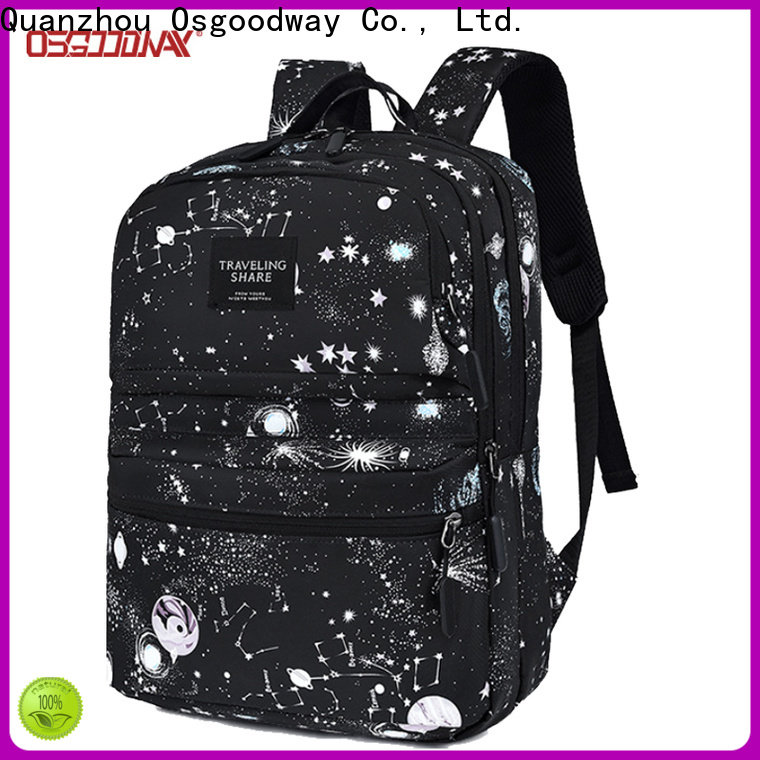 Osgoodway school bag manufacturers design for outdoor