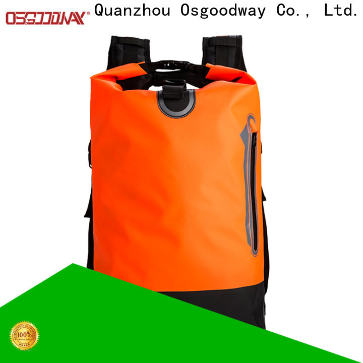 waterproof 40l dry bag easy cleaning for travelling