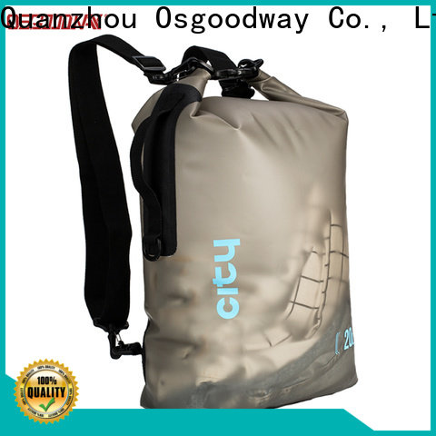 Osgoodway fashion 60l dry bag easy cleaning for swimming