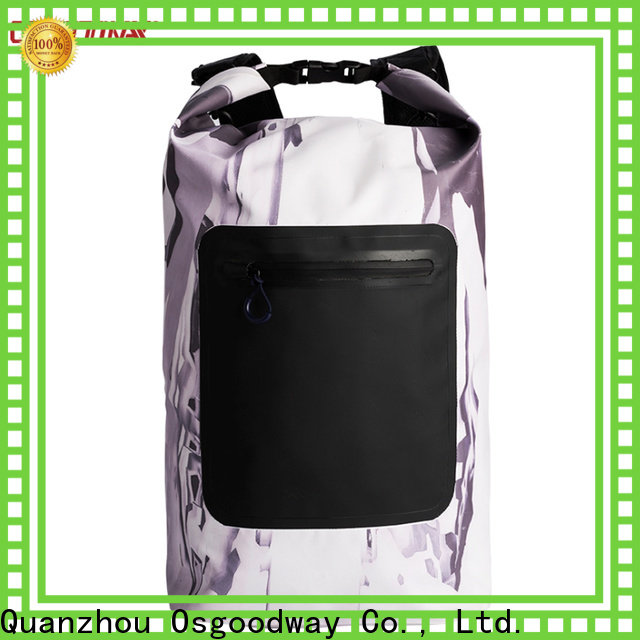 Osgoodway foldable 60l dry bag easy cleaning for rainy day