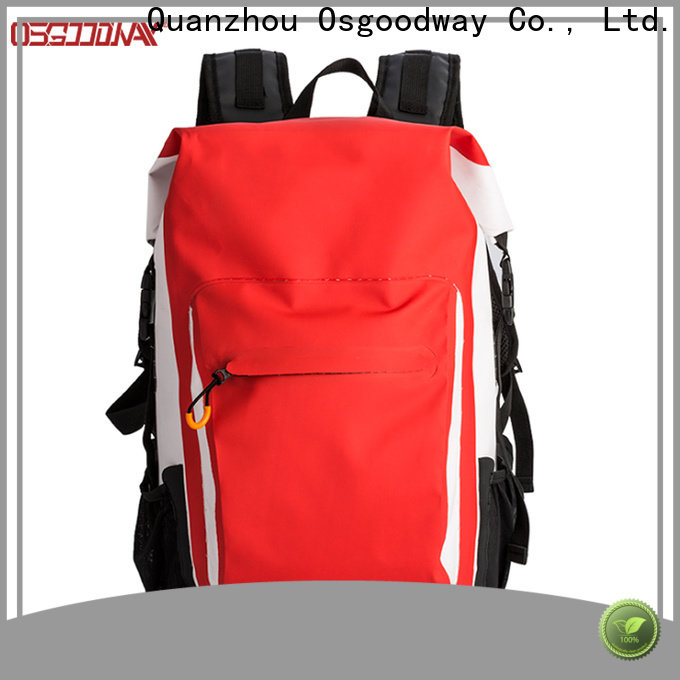 Osgoodway waterproof dry bag easy drying for rainy day