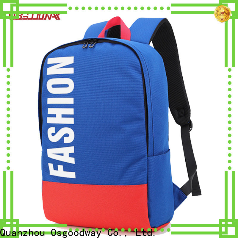 lightweight nylon backpack design for travel