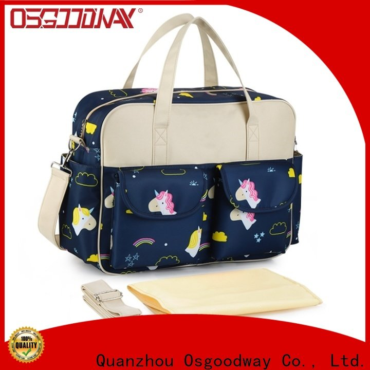 multi-Function diaper bagpack manufacturer for baby care