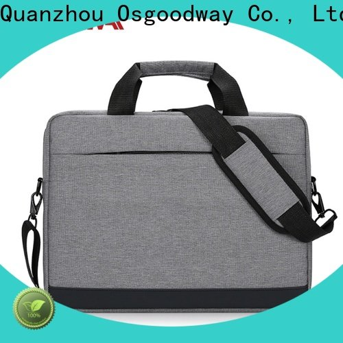 Osgoodway good quality laptop backpack manufacturers supplier for work