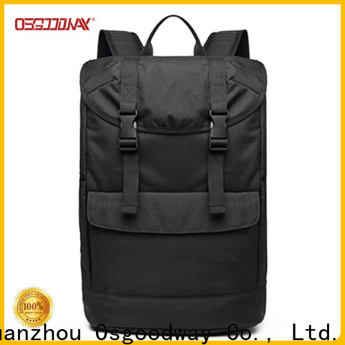 Osgoodway trendy water resistant backpack on sale for school