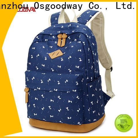 Osgoodway trendy backpack bags online for outdoor