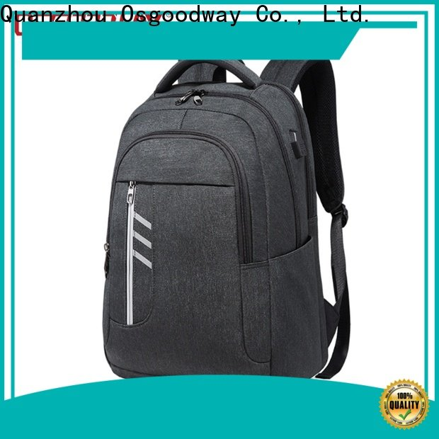 durable stylish laptop backpack directly sale for business traveling