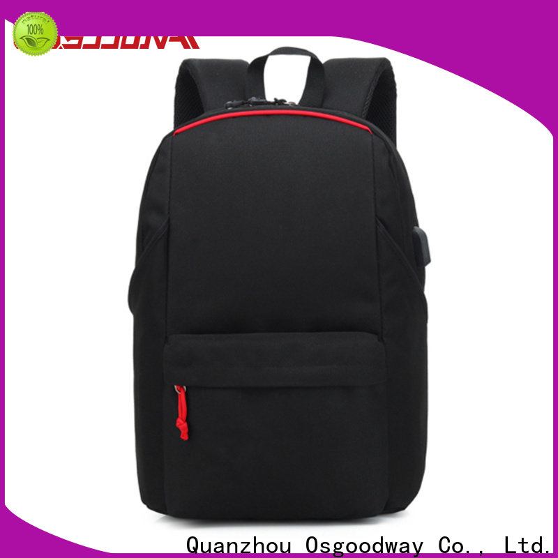 Osgoodway laptop backpack travel from China for men