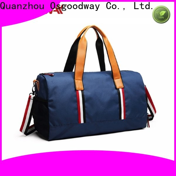 Osgoodway good quality duffel bag manufacturer supplier for fitness