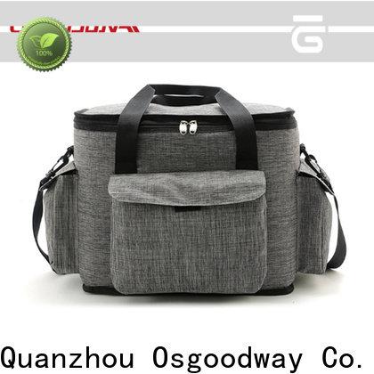 Osgoodway leak-proof portable cooler bag keep food fresh for hiking