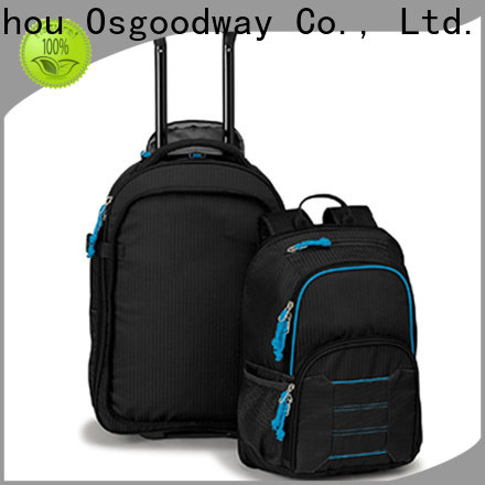 Osgoodway backpack rucksack factory price for travel
