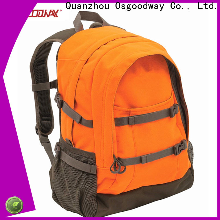 Osgoodway travel backpack for women factory price for business traveling