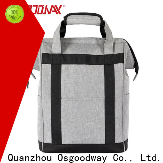 Osgoodway leak-proof picnic cooler bag wholesale for BBQs