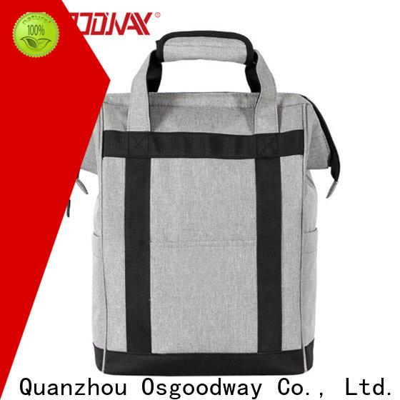 Osgoodway leak-proof picnic cooler bag wholesale for BBQs