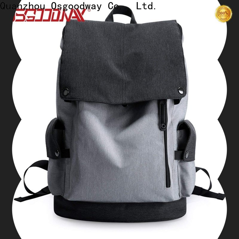 Osgoodway custom fashion women backpack online for daily life