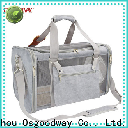 durable dog travel bag wholesale for pet