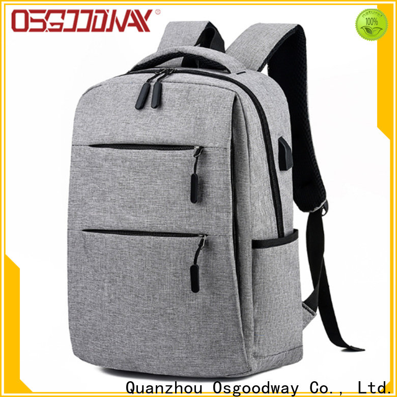 hot sale laptop backpack for men supplier for work