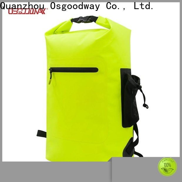 Osgoodway heavy duty dry bag easy drying for rainy day
