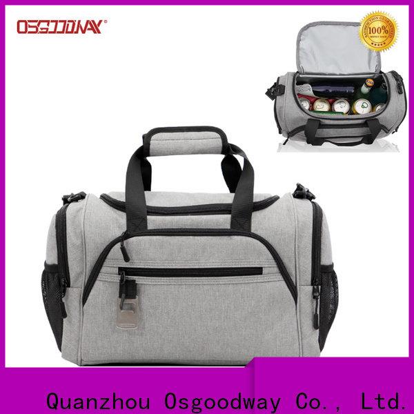 Osgoodway travel cooler bag keep food fresh for hiking