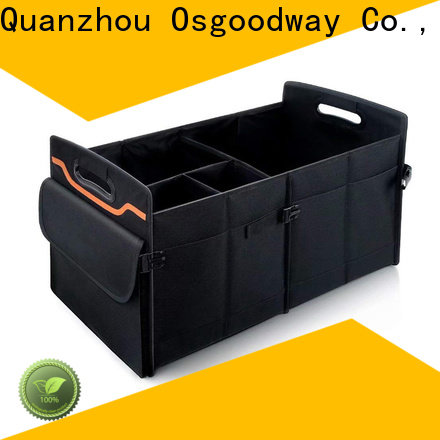 Osgoodway jeep trunk organizer personalized for jeep
