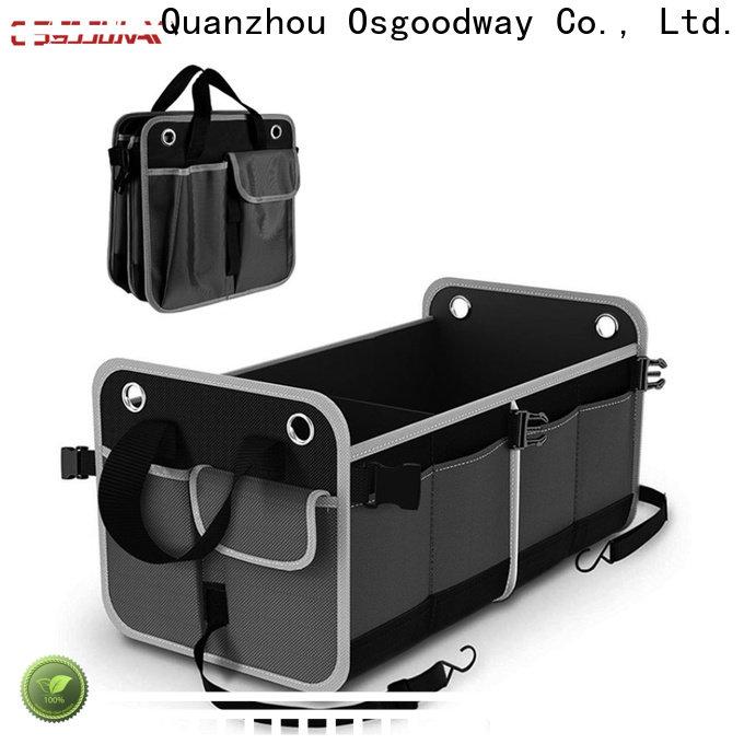 Osgoodway bmw trunk organizer wholesale for minivan