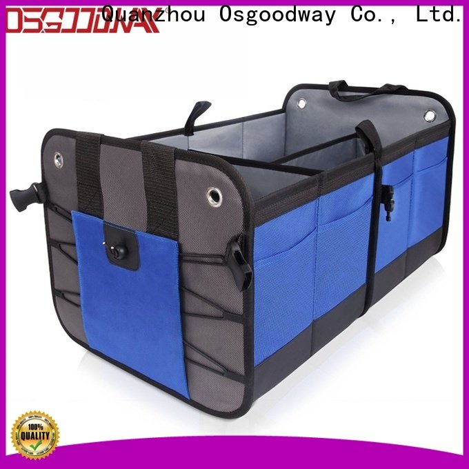 Osgoodway audi trunk organizer with cooler bag for jeep